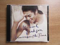 Michael Jackson – Remember The Time Rare Korea Orig CD 1992