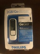 Philips GoGear White (  2 GB ) Digital Media Player