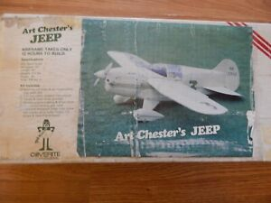 """COVERITES """"ART CHESTERS JEEP'"""