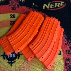 Nerf Banana 10 round magazines