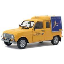 Renault 4L F4 La Poste 1988 1/18 - S18002203 SOLIDO