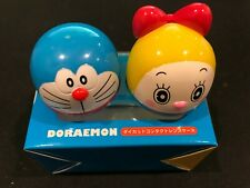 Contact Lens Case Box Container with Doraemon