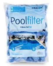 FIBALON 3D - Das beste Filtermaterial für Pool Sandfilter und Kartuschenfilter