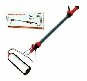 Long Reach Extendable Handy Paint Syringe Roller Easy Decorating