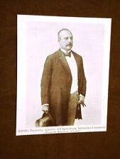 Antonio Salandra nel 1899 Ministro Troia, 13 agosto 1853 – Roma, 9 dicembre 1931