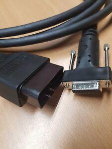 Bosch KTS 515,KTS 530, KTS 540, KTS 570 1.5M OBD  CABLE #Bosch #celtechonline