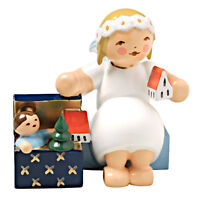 Wendt & Kuhn Goodwill Snowflake Angel Blonde Toy Box