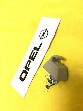 NUOVO ORIG Opel Supporto Parasole adatto A Astra G + Zafira A grigio chiaro Clip