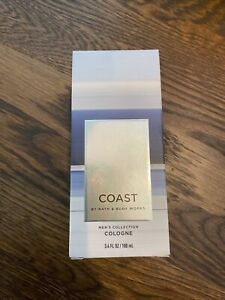 Bath & Body Works COAST Mens Cologne Perfume Authentic B&B Store Bought VRY RARE