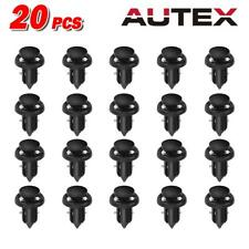20pcs Front Bumper Grille Plastic Retainer Push Rivet for Acura ILX 2013-2015