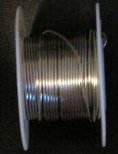 18 Ga Gauge SILVER WIRE Craft Beading Jewelry LOT 24 Feet Per Spool NEW