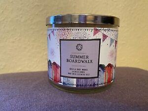 Bath And Body Wirks 3 Wick 3 Docht Kerze Summer Broadwalk