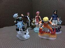 "Naruto ""Mini Figure Set A"" Japan Ninja Rare Anime Manga Gift"