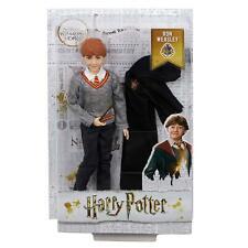 "New Harry Potter Ron Weasley Doll 10.5"" Wizarding World fym52"
