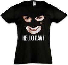 Hello Dave Kinder Mädchen T-Shirt The League Fun of Gentleman Pappa Lazarou