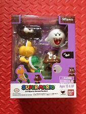S.H. Figuarts Nintendo Super Mario Diorama Set D Koopa Troopa Bullet Bill Boo