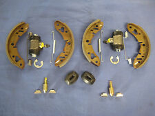 1275   MIDGET  REAR BRAKE OVERHAUL KIT SHOES SPRINGS, CYLINDERS BOOTS ADJUSTER