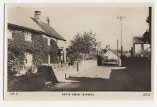 Somerset, South Chard, Tatworth RP Postcard, B160