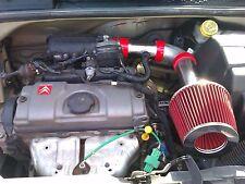 Peugeot 206 kit admission performance kit sport filter air filtre