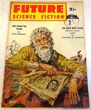Future Science Fiction #7 – UK digest – 1959 - Kate Wilhelm, Wesley, Scortia