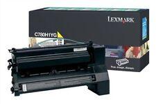 Cartucce toner giallo originale Lexmark per stampanti