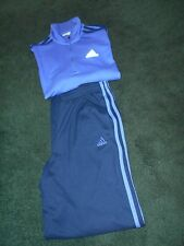 ADIDAS LADIES ATHLETIC APPAREL...TOP & BOTTOM...SIZE SMALL...XLT.