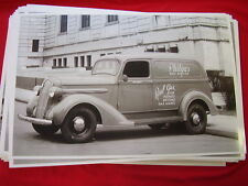 1938 PLYMOUTH SEDAN DELIVERY  11 X 17  PHOTO /  PICTURE