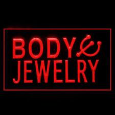200020 Open Jewellery Precious Valuable Bracelet Engagement LED Light Sign