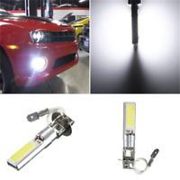 H3 COB LED Bright Xenon White Light 6000K Car Auto Fog Light Lamp Bulb 12V 1PC