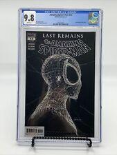 Marvel Comics Amazing Spiderman 55 Gleason Web Head Cover 1st Print CGC 9.8
