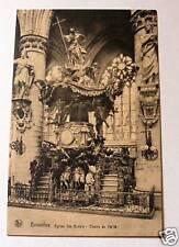 Belgium - Bruxelles - Eglise Ste Gudule - Chaire Verite