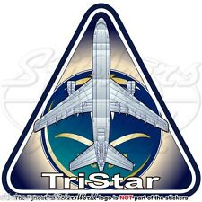 Lockheed L-1011 TriStar SAUDI ARABIA Royal Flight AirForce Saudia Sticker, Decal