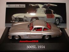 MERCEDES 300SL GULLWING 1954 au 1/43°
