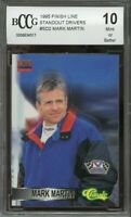 1995 finish line standout drivers #sd2 MARK MARTIN BGS BCCG 10