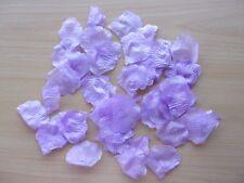 PETALES en tissu - coloris LAVANDE - environ  1000 pieces