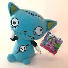STITCH KITTEN - DURR plush Toy Doll Collectible Gus Fink Rare Lowbrow Designer