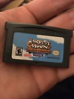 *CUSTOM* Harvest Moon MORE Friends of Mineral Town GBA Game Boy Advance *US SELR