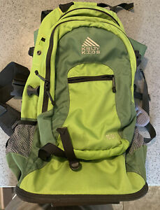 Kelty Kids TC 2.1 Child Carrier Toddler Baby Hiking Backpack Green Pack