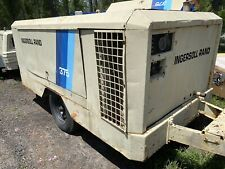 Ingersoll Rand P375 Towable Air Compressor 2 Available