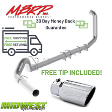 """MBRP 5"""" Turbo Back Exhaust System Fits 1999-2003 Ford F250 F350 7.3L Powerstroke"""