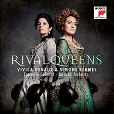 Rival Queens von V. Genaux,Simone Kermes,Cappella Gabetta (2016)