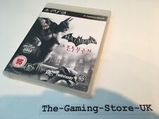 PS3 - Batman Arkham City (Sony PlayStation 3, 2011) Official UK Stock