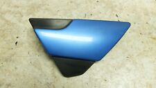 86 Yamaha FZX700 FZX 700 Fazer right side cover panel