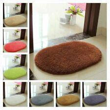 Absorbent Bathroom Bedroom Floor Non-slip Mat Memory Foam Bedside Area Rug 1PC