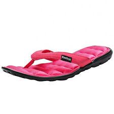 Reebok Ahead Comfort Womans Summer Thong Casual Flip Flops Pink M46954 A12E