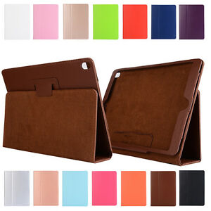 """Fashion Slim Flip Leather Kickstand Tablet Case Cover For Apple iPad Pro 10.5"""""""
