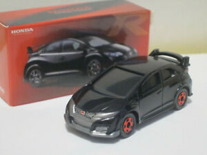 Honda Civic Type R FK2 black Color Custom-made version Tomica Tomy