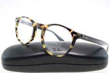 Ray-Ban RX Eyeglasses RB 5283 5608 Vintage Tortosie-Black Frame [49-21-145]