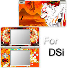 Okami Amaterasu Wolf Cool SKIN DECAL VINYL STICKER COVER for Nintendo DSi