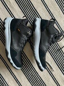 Teva Arrowood Venture Mid WP 1106132 Hiking Boot, Men's Size 12M, Black